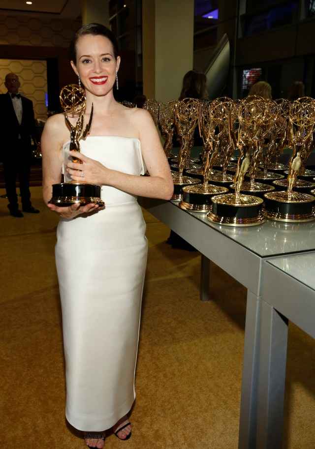 Claire FoClaire Foy Emmy Awards 4chion Lifestyley Emmy Awards 4chion Lifestyle