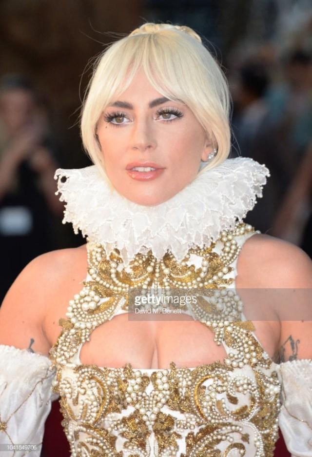 Lady Gaga A Star is Born Premiere 4Chion LIfestyle London Premiere