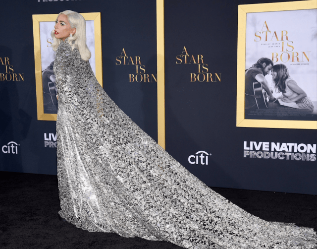 Lady Gaga A Star is Born New York Premiere