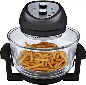 Big Boss Oil-less Air Fryer amazon ad 4chion lifestyle