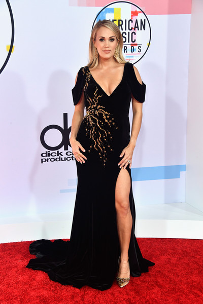 Carrie Underwood AMAs 4chion Lifestyle