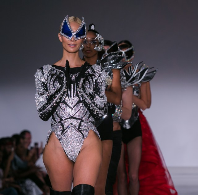 Rocky Gathercole Style Fashion Week 4chion Lifestyle