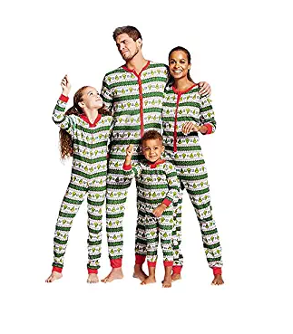 WensLTD Family Matching Xmas Pajamas Set holiday ads amazon 4chion lifestyle