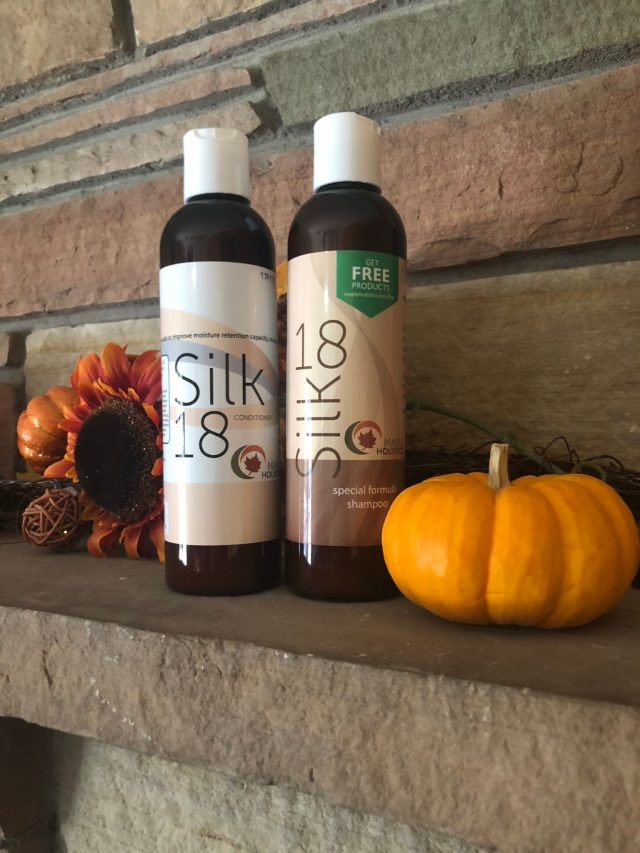 Silk18 Natural Hair Shampoo and Conditioner 4chion lifestyle contest