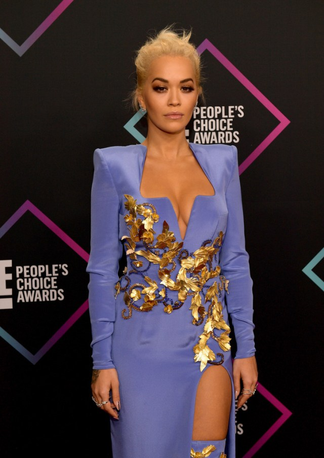 People's Choice Awards 4chion Lifestyle Rita Ora
