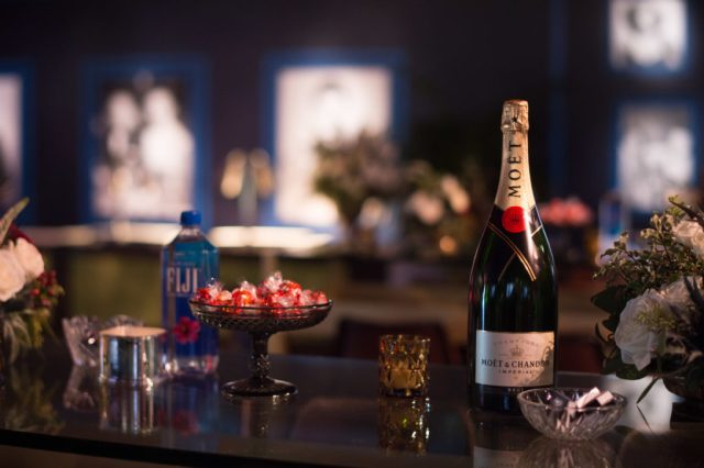 Fiji, Lindt, and Moet Golden Globes 4chion lifestyle