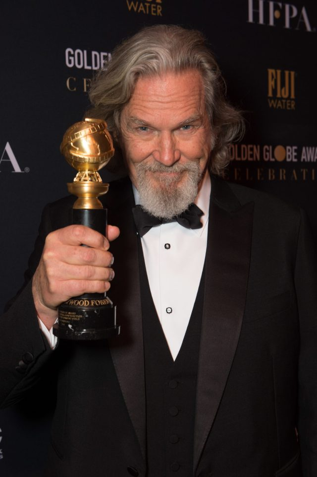Jeff Bridges Golden Globes 4chion lfiestyle