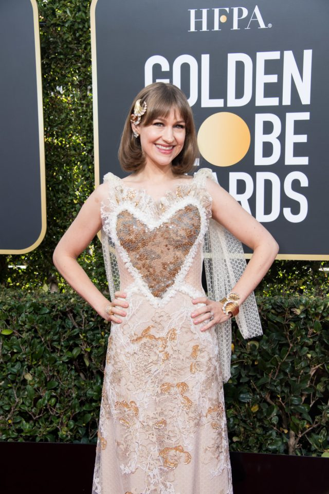 Ryan Seacrest  Joanna Newsom Golden Globes 4Chion Lifestyle Party 2535347d2