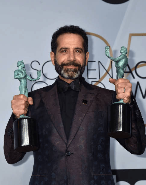 Tony Shalhoub SAG Awards 4chion lifestyle