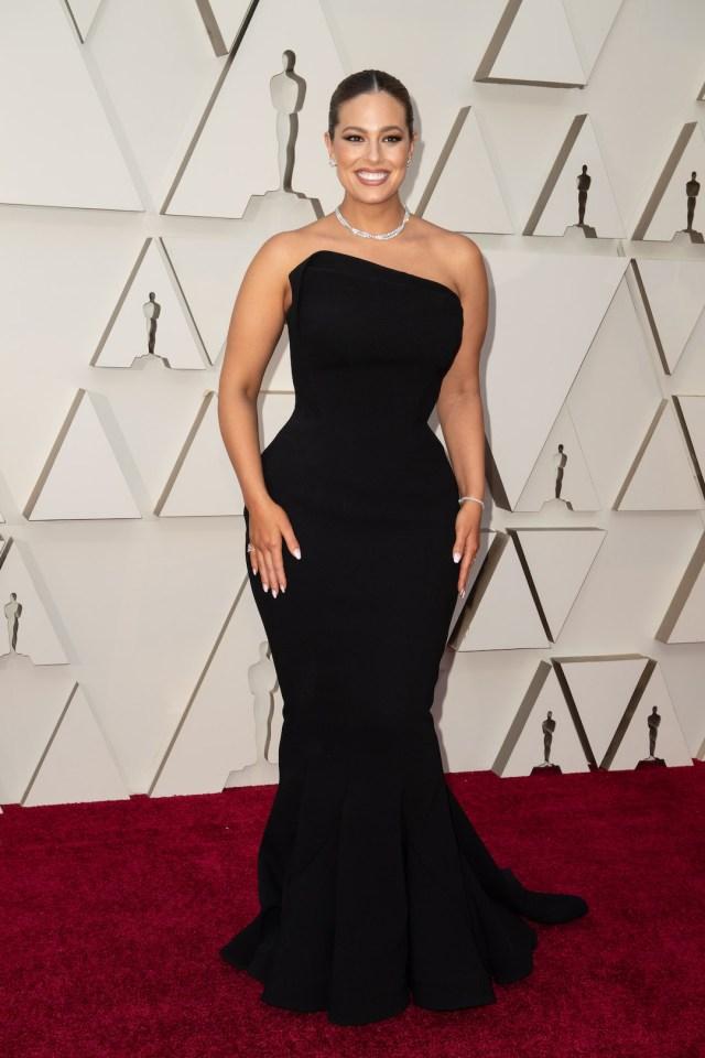 Ashley Graham Academy Awards 4chion lifestyle