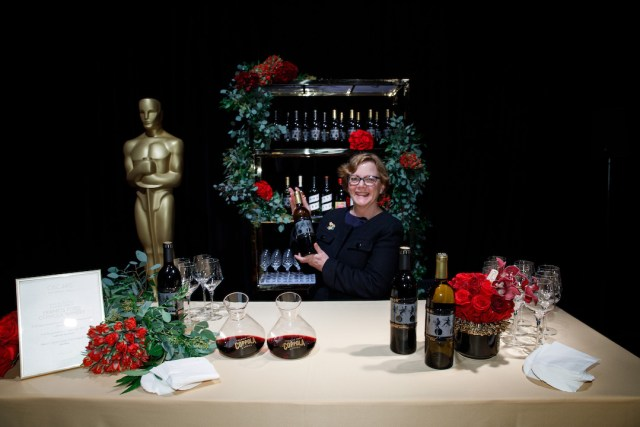 91st Oscars®, Governors Ball Press Preview wine