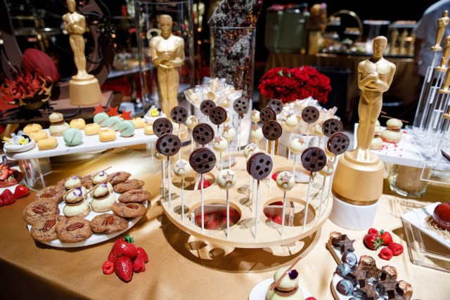 91st Oscars®, Governors Ball Press Preview dessert