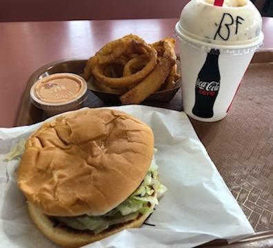 Big Al's Burgers a Kanab UT 4chion Lifestyle