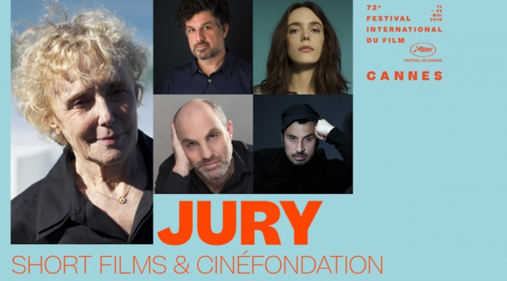 Short film jury cannces 4chion lifestyle entertainment