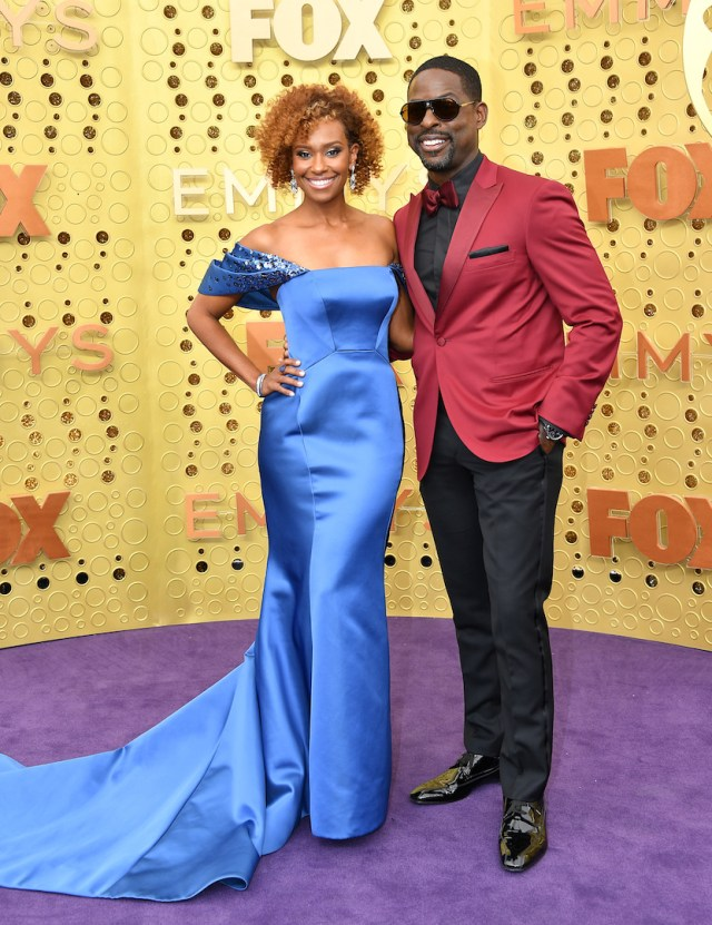 Sterling K. Brown, Ryan Michelle Bathe Emmys® 4Chion Lifestyle