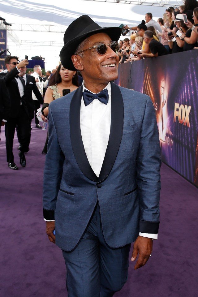 Giancarlo Esposito Emmys® 4Chion Lifestyle