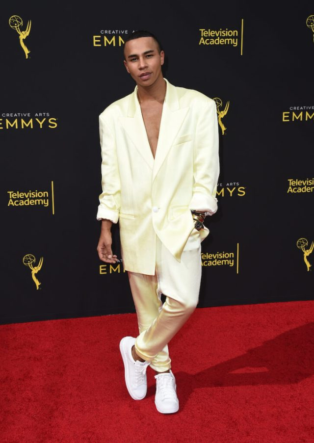 Olivier Rousteing Emmys® 4Chion LIfestyle
