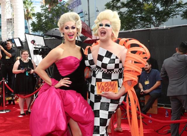 Brooke Lynn Hytes, Nina West Emmys® 4Chion Lifestyle
