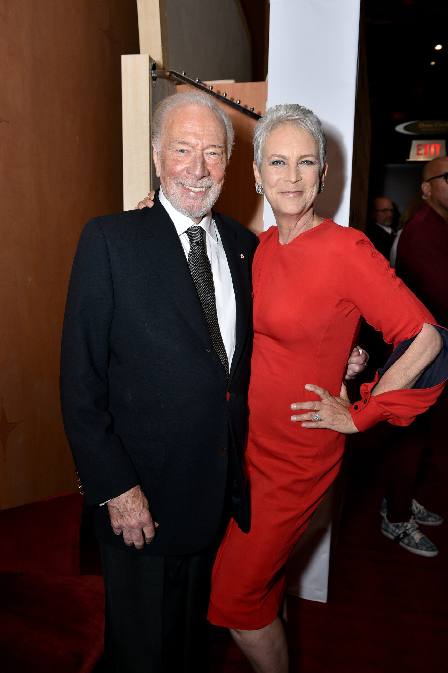 Christopher Plummer, Jamie Lee Curtis