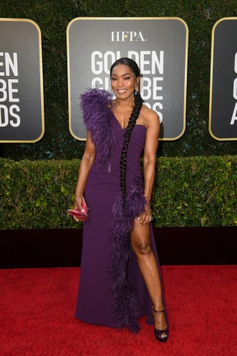 Angela Bassett Golden Globes 2021 4Chion Lifestyle