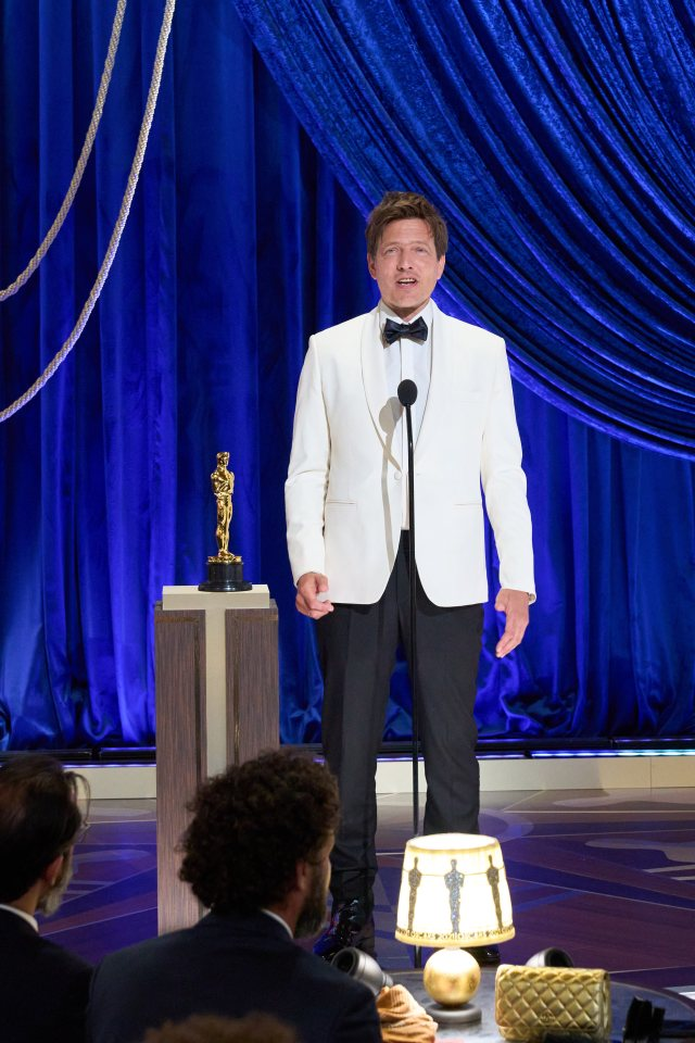 Thomas Vinterberg at The Academy Awards 4Chion Lifestyle
