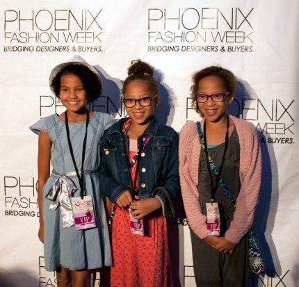 Phoenix Fashion Week Red Carpet