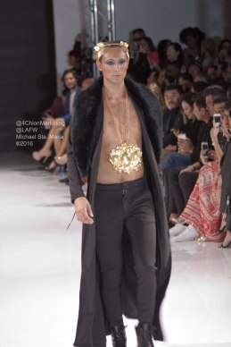 Michael Sta. Maria LAFW 4Chion Marketing first look