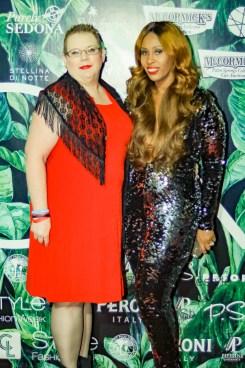 Tammy and Shanna Gal