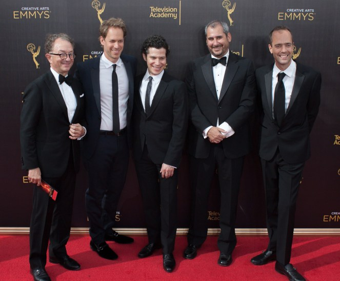 Emmy's Creative Arts 2016 Red Carpet