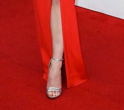Sophie Turner Shoes SAG Awards 4chion Lifestyle