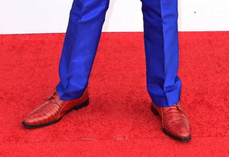 tituss burgess SAG Award shoes 4chion Lifestyle