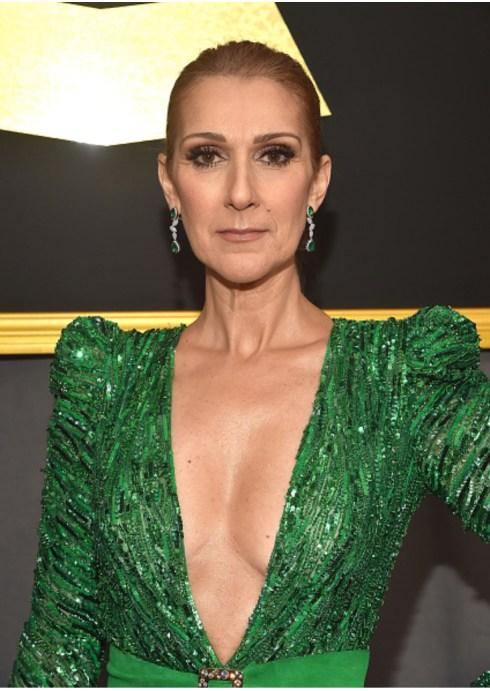 Celine Dion DVANI Grammys