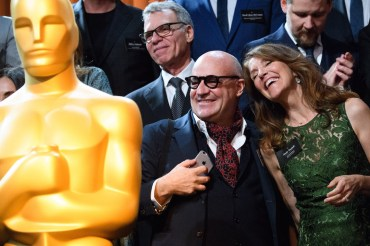 Oscars Nominee Luncheon