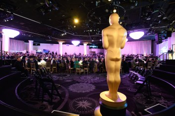 The Oscar® Nominees Luncheon in Beverly Hills Monday, February 6, 2017. The 89th Oscars® will air on Sunday, February 26, live on ABC.