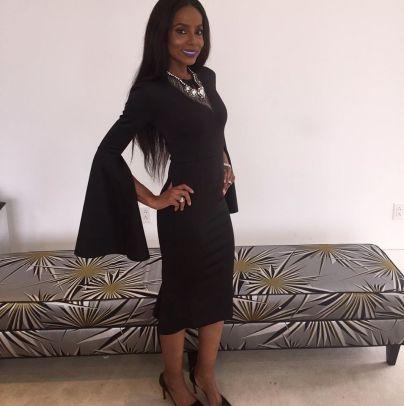 Style Stalkers etonya Bankston designer Rochelle Goodrick