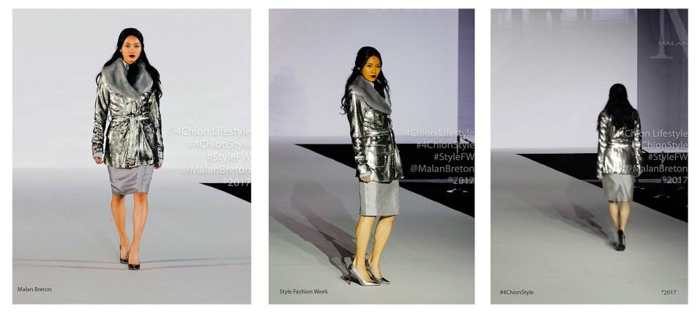 Malan Breton Style Fashion Week FW17 LA