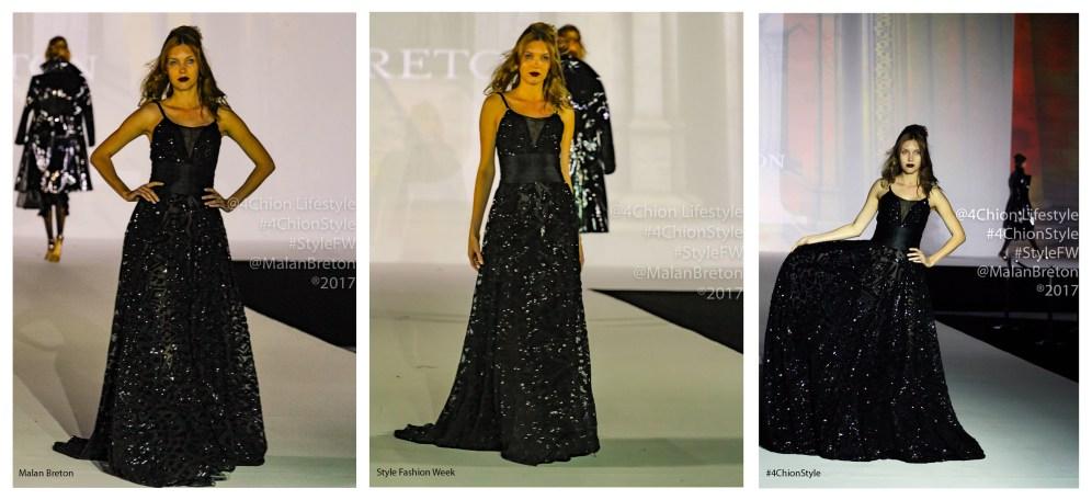 Malan Breton Style Fashion Week FW17 LA 4Chion Lifestyle c