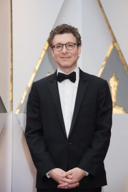 Nicholas Britell, Oscar® nominee, arrives on the red carpet of The 89th Oscars® at the Dolby® Theatre in Hollywood, CA on Sunday, February 26, 2017.