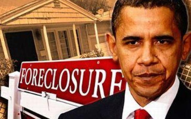Obama Foreclosure