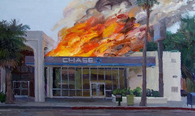 Chase Burning