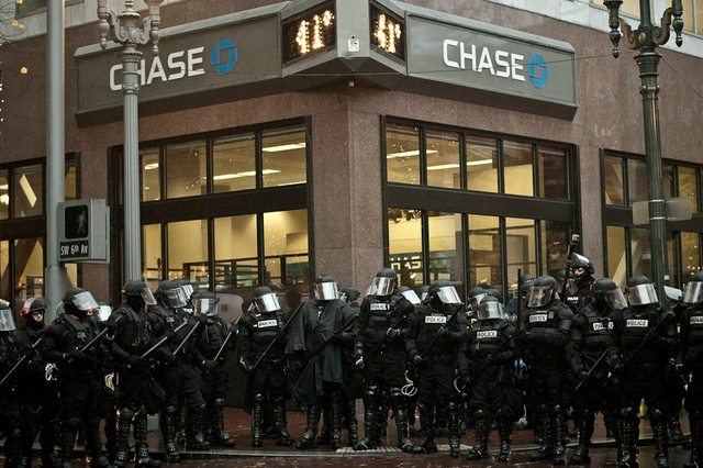 Chase Police State