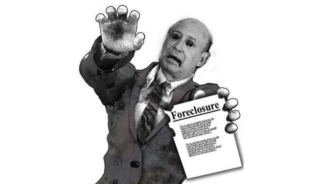 Foreclosure Zombie
