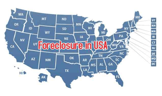 Foreclosure USA