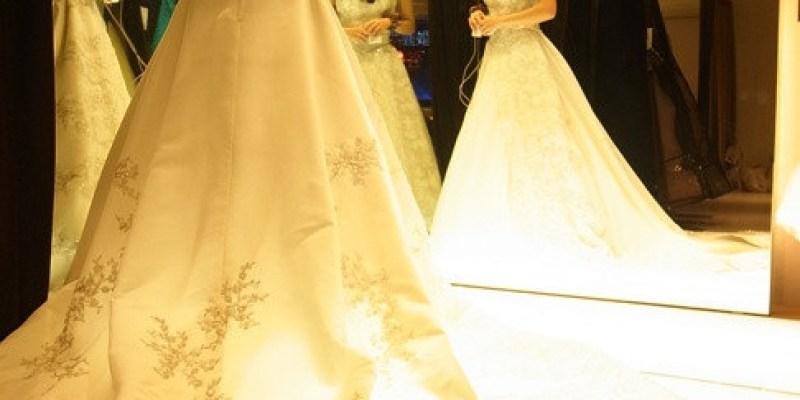 ∥婚∥法國台北-挑宴客禮服囉~之被淘汰的23套分享