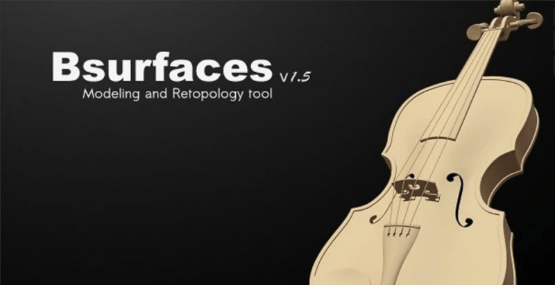 BSurfaces v1.5 on Vimeo