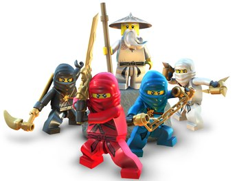 Картинки Лего ниндзя Го обои персонажи драконы фото