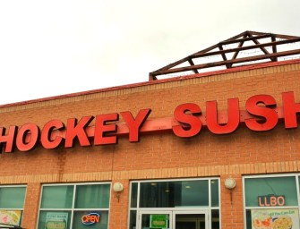 Hockey Sushi Review