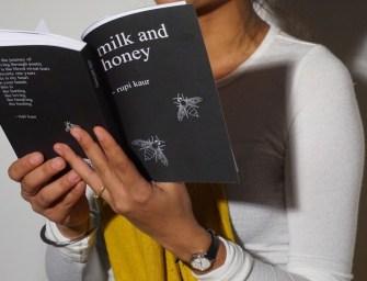 Local Artist Rupi Kaur's Book Launch