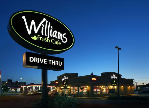 WilliamsFreshCafe