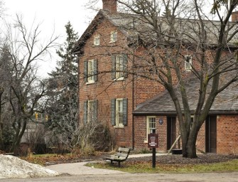 Historic Bovaird House: Photo of the Week